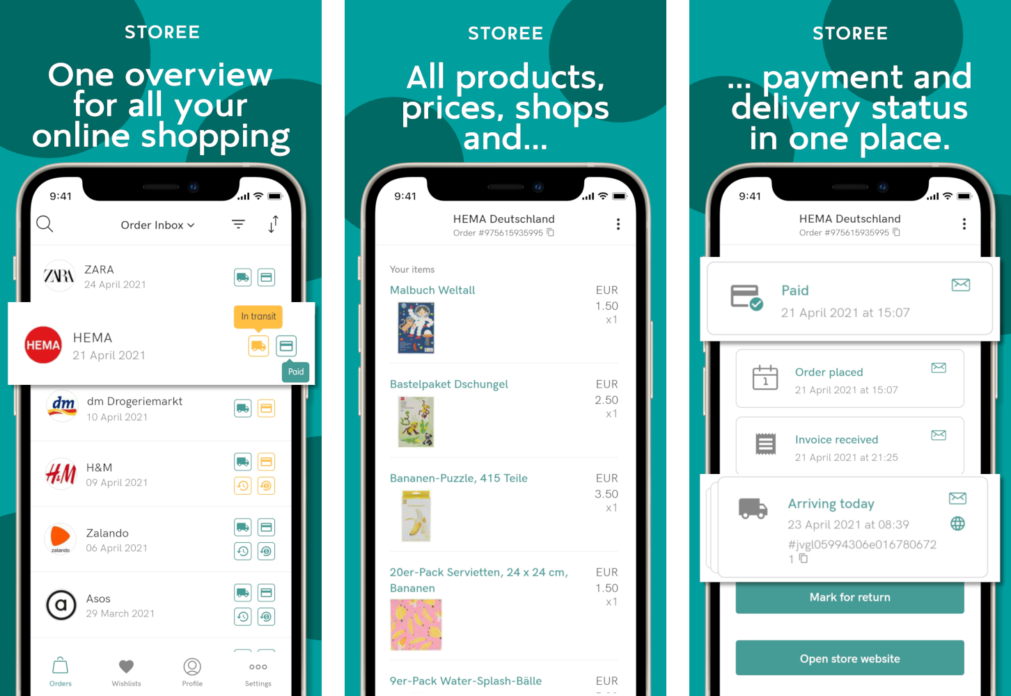 How STOREE helps online shoppers